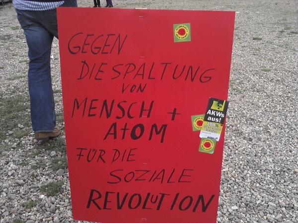 Für die Soziale Revolution!