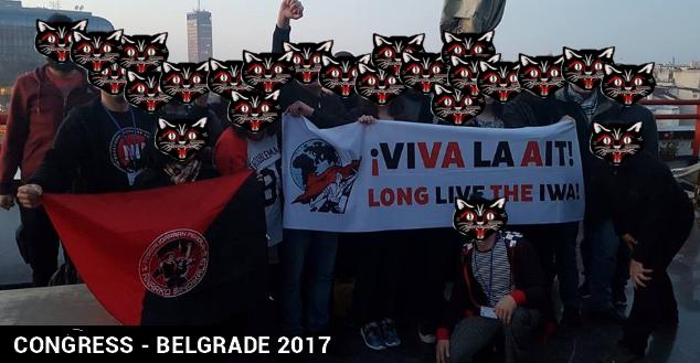 Ausserordentlicher IAA-Kongress Belgrad 2017