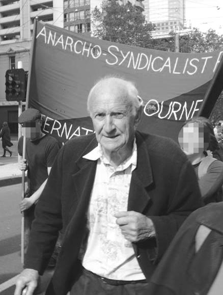 Antonio Burgos in Melbourne am Ersten Mai 2017 (Foto: ASF-IAA)