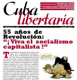 Cuba libertaria 22 (2014)