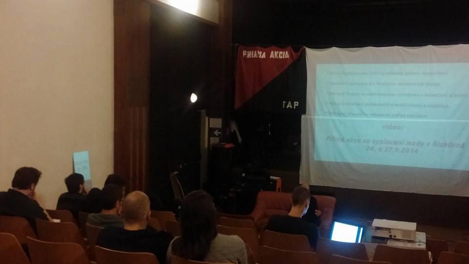 Internationale Gewerkschaftskonferenz in Bratislava