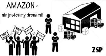 AMAZON-Arbeitskampf (ZSP-IAA)