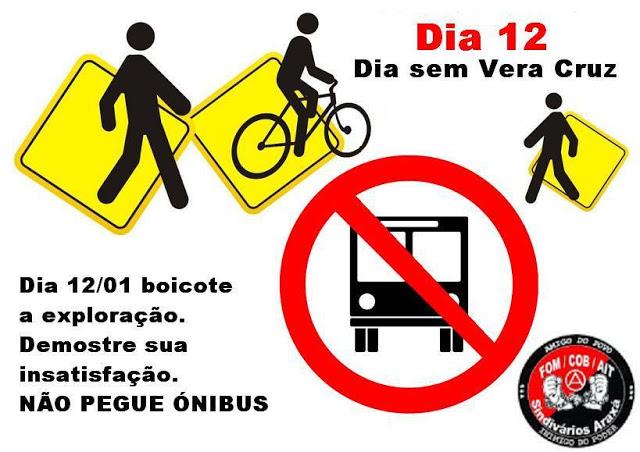 Bus-Boykott 2013