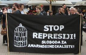 Schluss mit der Repression!