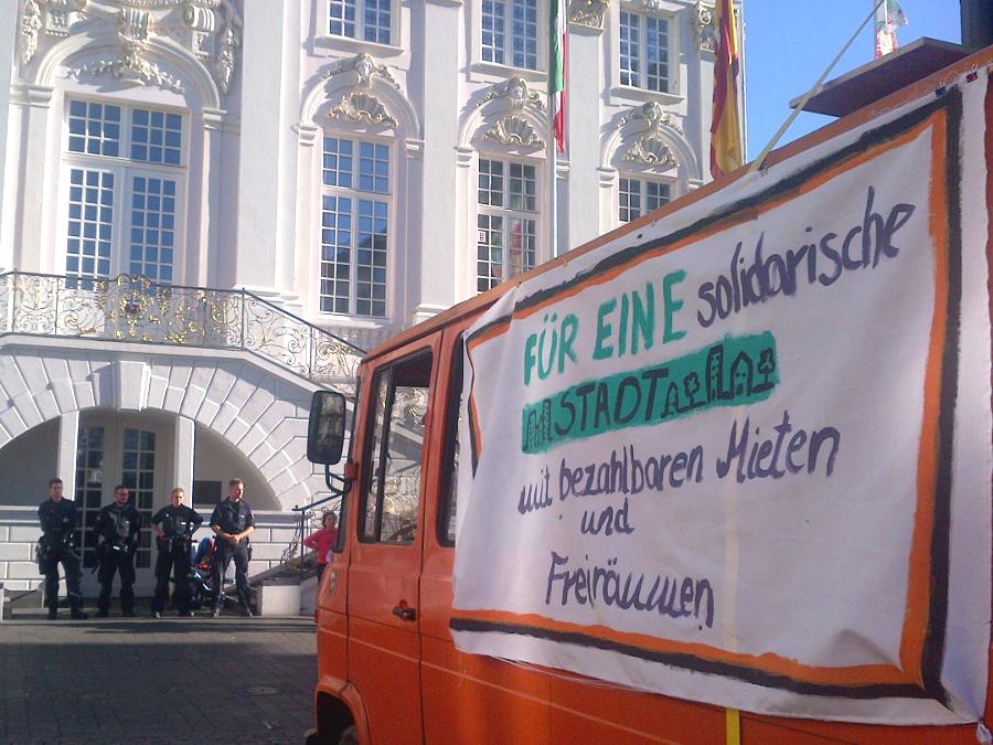 "Demonstration \""Bonn fuer alle!\"", 13.10.2018"