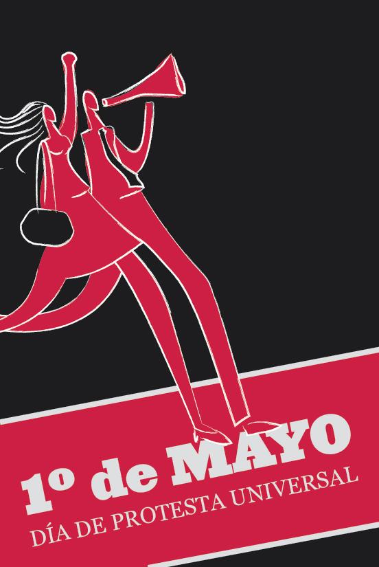 Erster Mai: universeller Protesttag