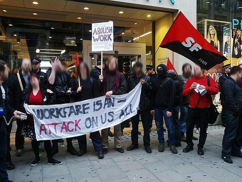 Boykott Workfare: Gegen Zwangsarbeit für Erwerbslose